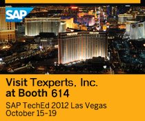 SAP TechEd 2012